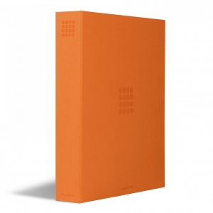 Grande PUR okładka A4 orange LEUCHTTURM